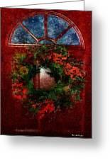 Celestial Christmas Greeting Card