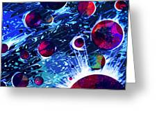 Celestial Sounds Greeting Card