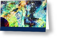 Celestial Xvi Greeting Card