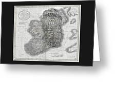 Celtic Castle Greeting Card