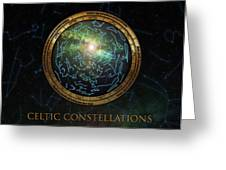Celtic Constellation Greeting Card