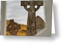 Celtic Crosses Greeting Card