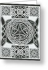 Celtic Design Greeting Card