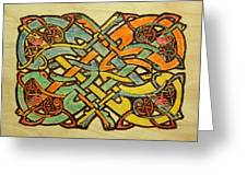 Celtic Knot 1 Greeting Card