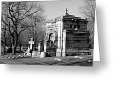 Cemetery 8 Greeting Card