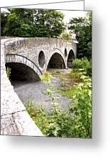 Cenarth Bridge Greeting Card
