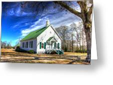 Centennial Christian Church Est 1909 Greeting Card