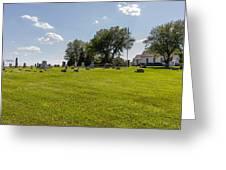 Center Ridge Cemetery Greeting Card