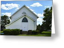 Center Ridge Presbyterian Church Greeting Card