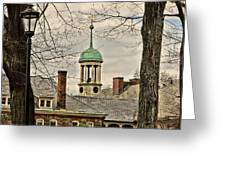 Central Moravian Church - Bethlehem Greeting Card