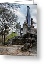 Central Park Views  Greeting Card