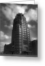 Central Terminal Greeting Card