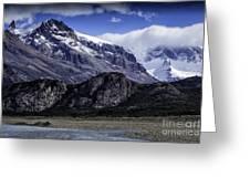 Cerro Chalten Greeting Card