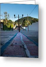 Cerro De Las 3 Cruces - Apaneca 4 Greeting Card