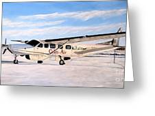 Cessna 208 Caravan Greeting Card