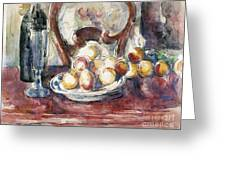 Cezanne: Still Life Greeting Card