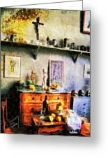 Cezanne's Studio Greeting Card