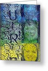 Chakra Totem Journal Greeting Card