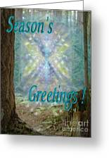 Chalice-tree In The Forest V2 Holiday Card Greeting Card