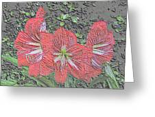 Chalk It Up Greeting Card