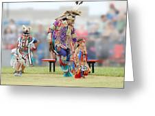 Championship Pow Wow - Grand Prairie Texas Greeting Card