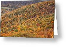 Champlain Lookout Greeting Card