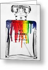 Chanel  Greeting Card