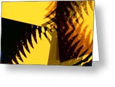Change - Leaf11 Greeting Card