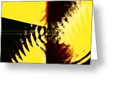 Change - Leaf5 Greeting Card