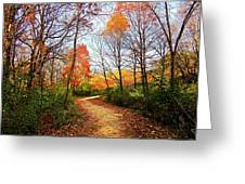 Changes Greeting Card
