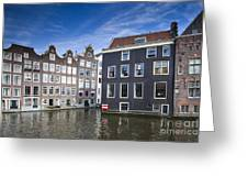 Channles Of Amsterdam Greeting Card