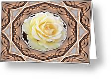 Chantilly Lace Greeting Card