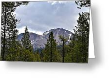 Chaos Crags  Greeting Card