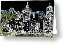 Chapel Aquinas Greeting Card