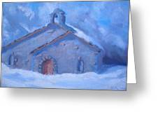 Chapel Of Assent Greeting Card