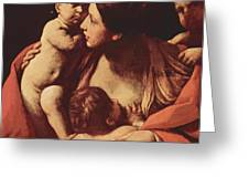 Charity 1607 Greeting Card