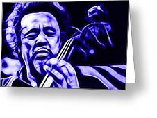 Charles Mingus Collection Greeting Card
