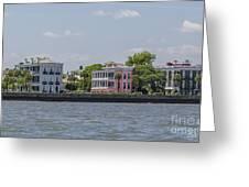 Charleston By The Sea Greeting Card