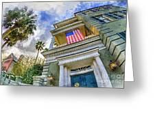 Charleston Patriot - Watercolor Greeting Card