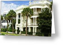 Charleston Style 3 Greeting Card