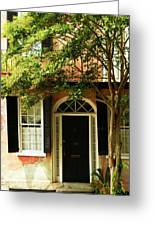 Charleston Style 8 Greeting Card