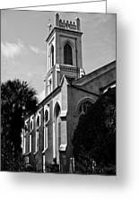 Charleston Unitarian Church Greeting Card