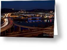 Charleston - West Virginia Greeting Card