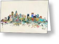 Charlotte City Greeting Card