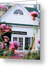 Chase House Greeting Card