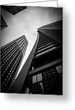 Chase Tower Greeting Card