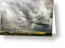 Chasing Nebraska Stormscapes 046 Greeting Card