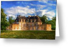 Chateau D'acquigny  Greeting Card