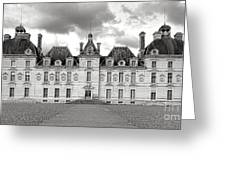 Chateau De Cheverny Greeting Card