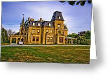 Chateau-sur-mer Greeting Card